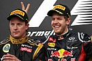 Friend Raikkonen as teammate would be 'fine' - Vettel