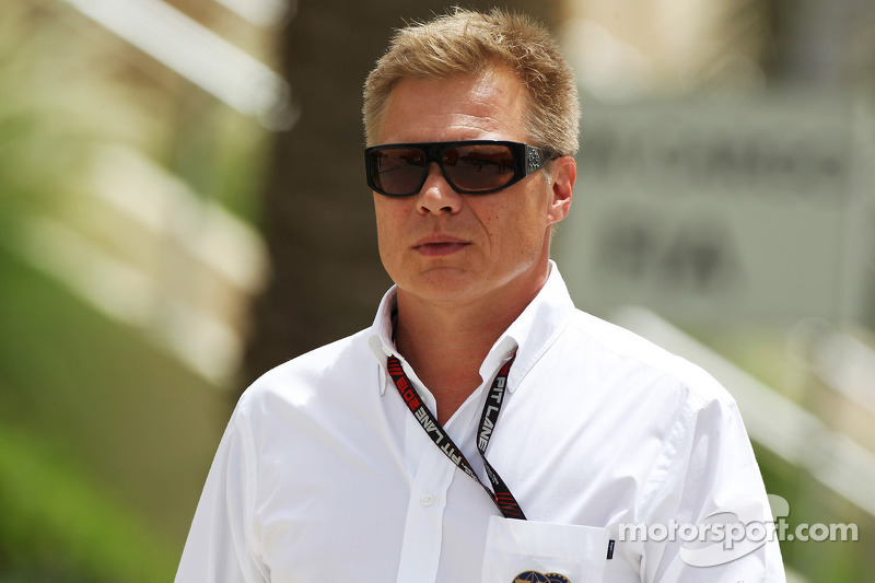 Hard racing 'should not be punished' - steward Salo