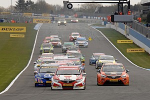 BTCC Preview MG and Honda set for latest showdown in Hampshire
