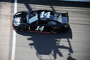 Stewart ready to race at Talladega