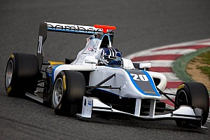 Lewis Williamson signs for Bamboo Engineering GP3