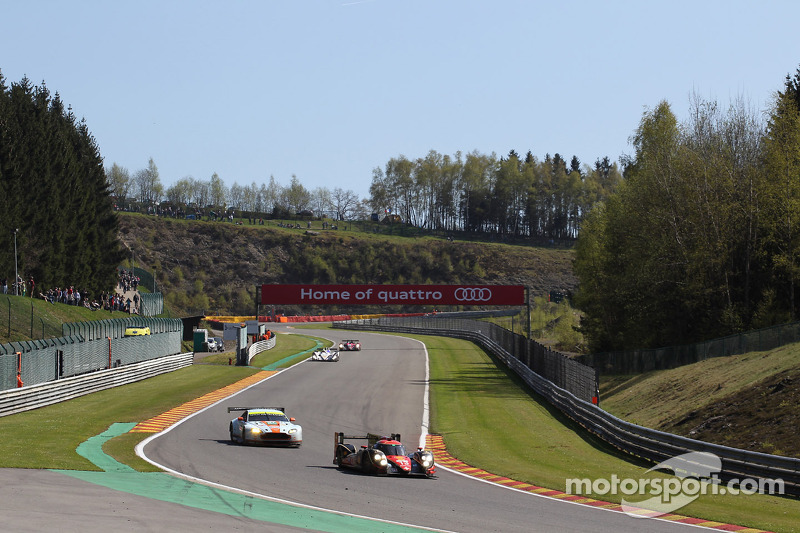 Rebellion Racing reinforce domination after another 1-2 at 6 Hour of Spa