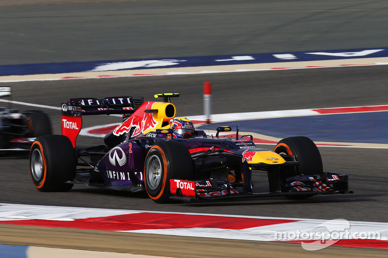 Qualifying 'much less important' now - Webber