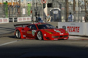 ALMS Preview Risi Competizione attention now turns to the second of the two Californian rounds
