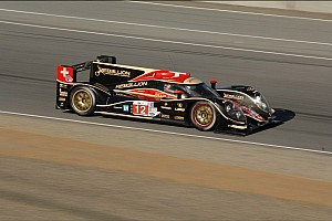 ALMS Qualifying report Jani be good: Pole position for Rebellion at Mazda Raceway Laguna Seca