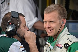 IndyCar Practice report Carpenter leads Opening Day Indy 500 practice