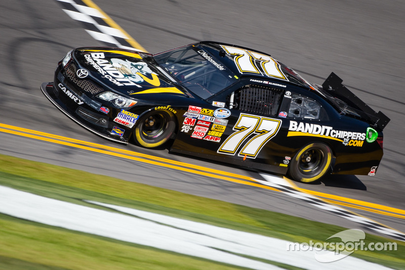 Kligerman overcome obstacles to finish 15th in first Darlington series start