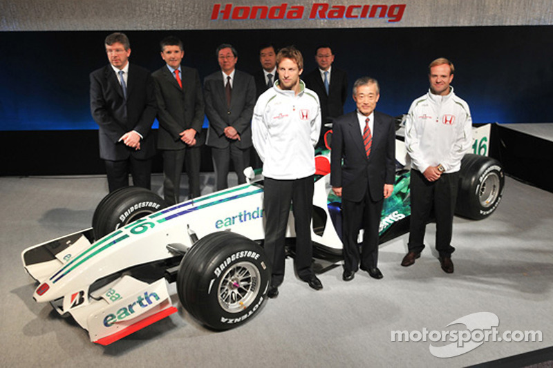 Honda to announce F1 return - source