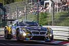 17 hours in: BMW Sports Trophy Team Marc VDS running second  at Nrburgring