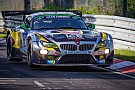 Podium for BMW Sports Trophy Team Marc VDS at the Nrburgring 24 Hours