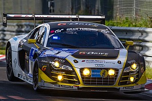 Endurance Race report Audi customers pass tough Eifel test