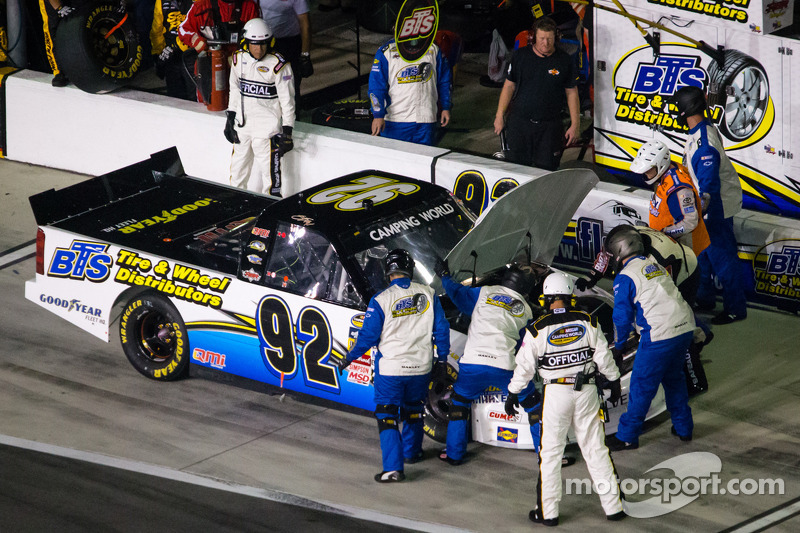 Riggs, RBR battle to season-best finish at Charlotte