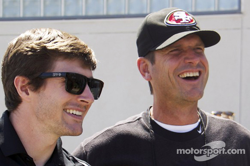 Panther owner Jim Harbaugh to drive Chevy pace car for 97th Indianapolis 500