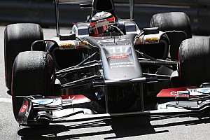 Sauber missed Q3 by tenths of seconds in Monaco