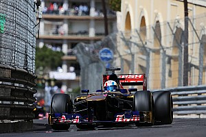 Toro Rosso's Vergne is top-10 on qualifying for Monaco GP