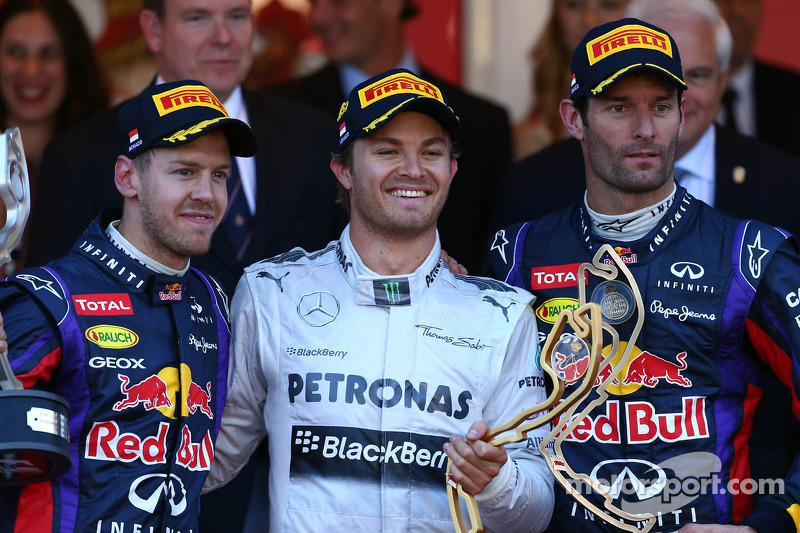 Rosberg wins in the mayhem of the Monaco GP