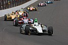 Indy 500 pole winner Ed Carpenter strong early Sunday before losing front end