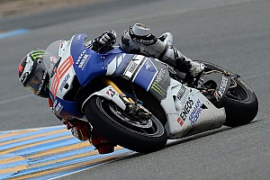 Fast start at Mugello sees Lorenzo top Friday practice - Bridgestone