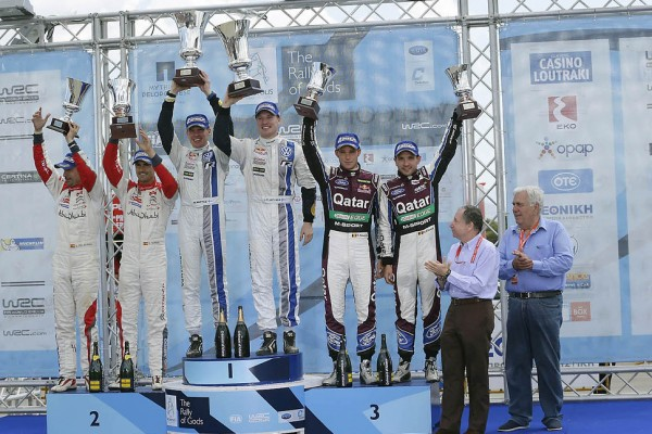 FIA confirms Volkswagen's Rally Greece success