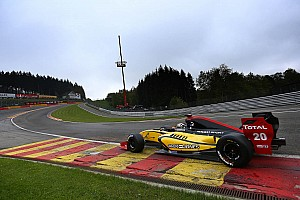 Formula 3.5 Race report Magnussen's and DAMS' chances boosted on the Ardennes roller-coaster