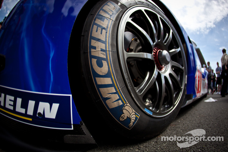 Michelin considering F1 return