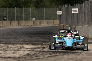 IndyCar Qualifying report Pagenaud & Vautier to battle from the back of the pack at Texas