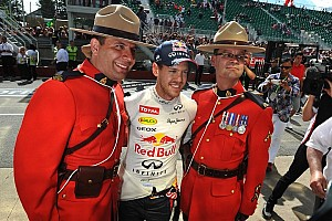 Formula 1 Race report Vettel conquers Canadian GP to clinch maiden victory in Montreal