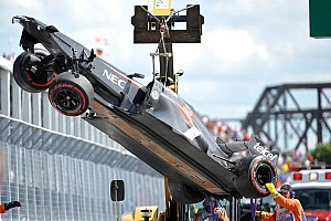 Formula 1 Breaking news Track worker dies in accident after Canadian GP