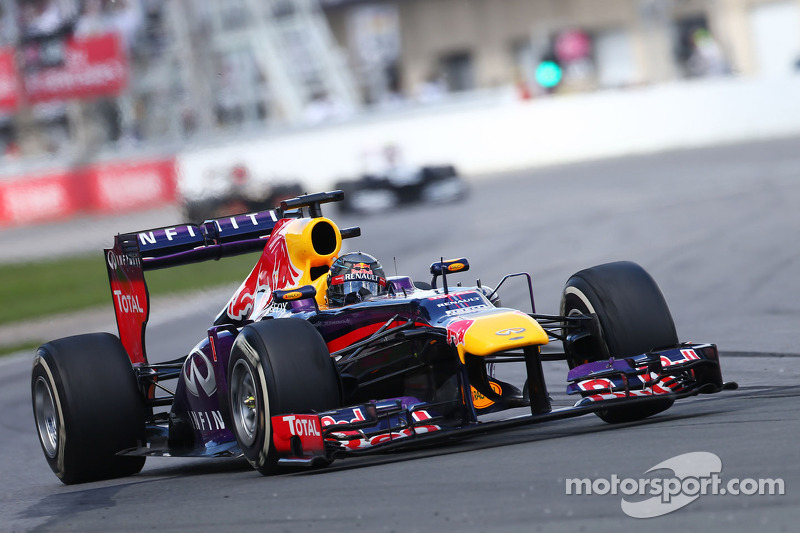 Three words halted Vettel's last-lap quest - report