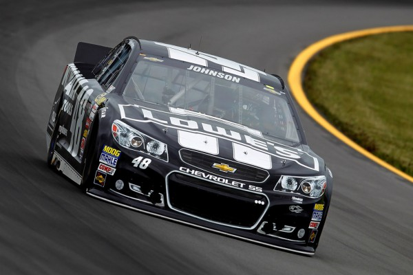 Johnson's Pocono win to set the stage for Father's Day in Michigan