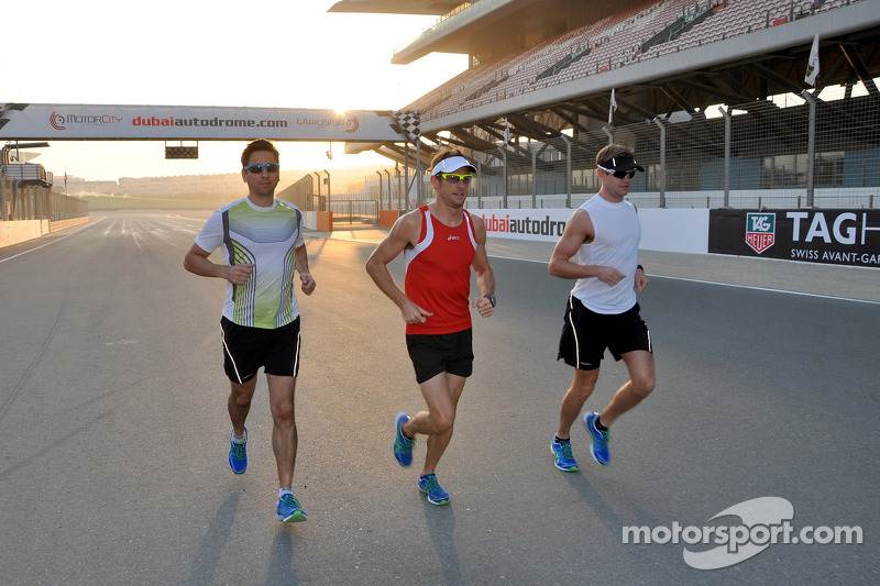 Dubai Autodrome hopes be considered for F1 test venue