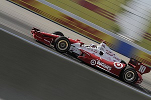 Dixon sixth, Franchitti eighth at Milwaukee IndyFest