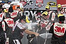 Biffle wins at Michigan; scores Ford's historic 1,000 NASCAR victory