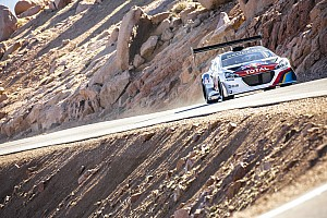 Hillclimb Preview Peugeot Sport ready to take on Pikes Peak