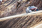 Peugeot Sport ready to take on Pikes Peak