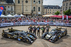 Le Mans Breaking news Both Lotus Praga LMP2 cars seized by the courts at Le Mans