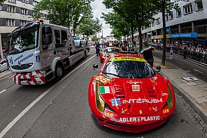 Le Mans Preview O'Young targets Le Mans success