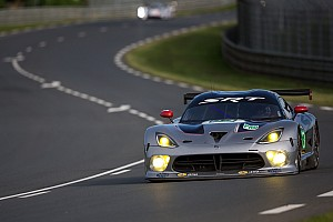 Le Mans Qualifying report SRT Viper GTS-R qualifying 10th and 11th at Le Mans