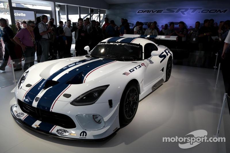 Viper GT3-R, a first look
