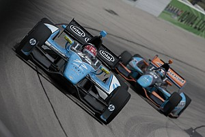 IndyCar Qualifying report Pagenaud and Vautier beat the heat to start 11th and 15th for the Iowa 250