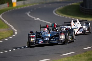 Le Mans Race report Scott Tucker, Level 5 сomplete 24 Hours of Le Mans