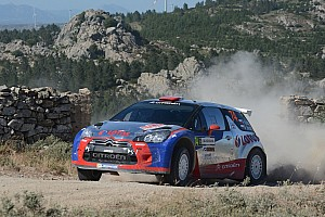 WRC Race report Robert Kubica sgetting into winning habit