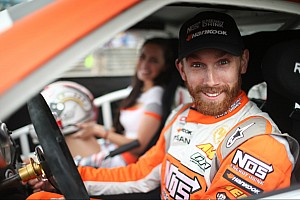 Hankook driver Forsberg on podium in New Jersey