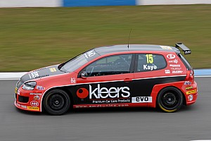 BTCC Race report AmDTuning.com vows to bounce back from tough Croft
