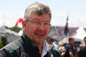 Formula 1 Breaking news Brawn not confirming he'll be team boss in 2014