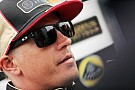 Lotus pushing Raikkonen for quick decision on 2014