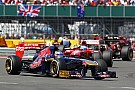 Despite Vergne DNF, Toro Rosso finish in points at Silverstone