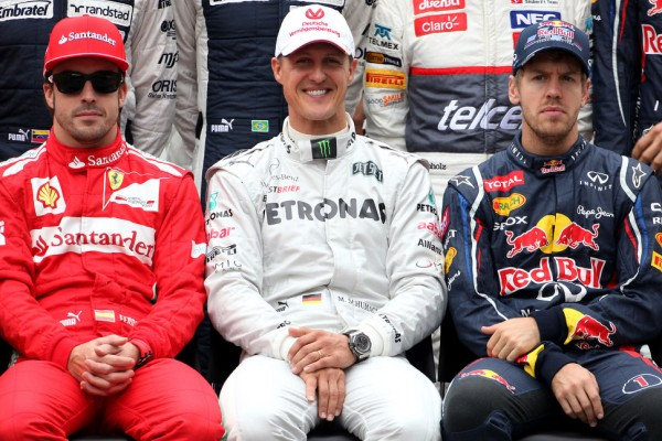 Schumacher will not attend German GP