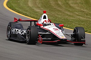 IndyCar Practice report Team Penske completes strong Pocono open test on Thursday