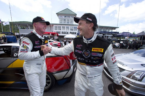 O'Connell and Baldwin take home GT and GTS race 2 wins at Lime Rock
